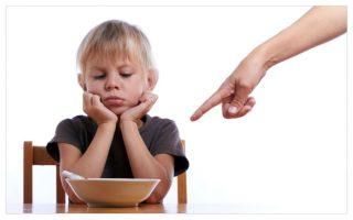 Problemas alimenticios