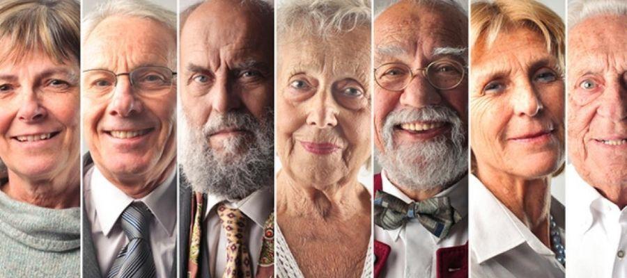 tipos de envejecimiento